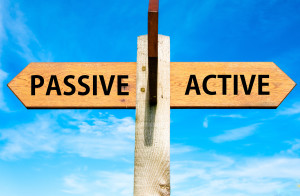 Passive versus Active learning