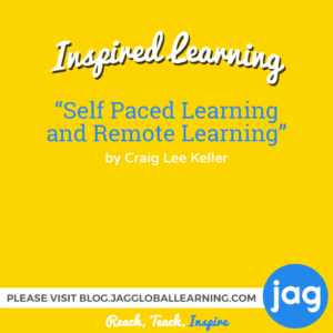 Self Paced Learning and Remote Learning